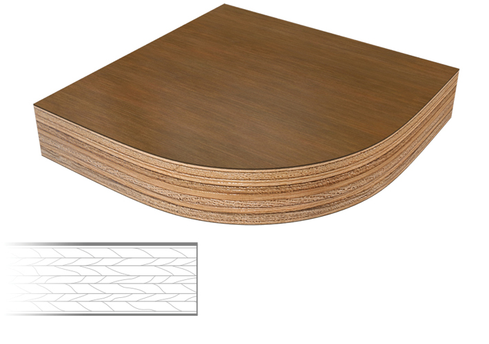 1850 Laminate Table Top