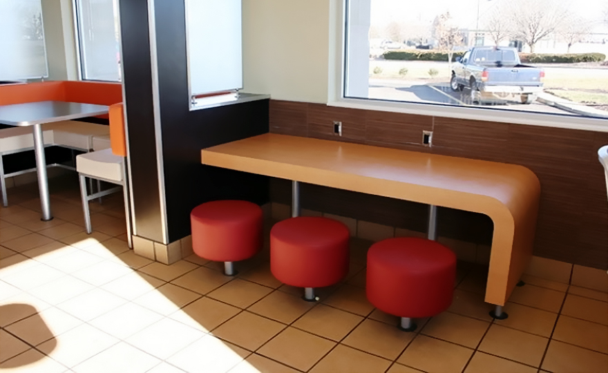 Mcdonald 39 S Greenwood Indianapolis Commercial Furniture Facility Concepts