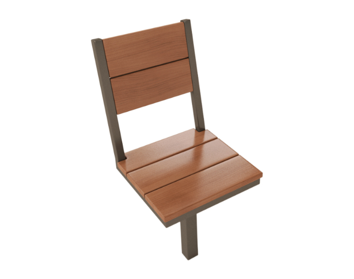 Cypress Series Cyp16p Core Drilled Outdoor Chair