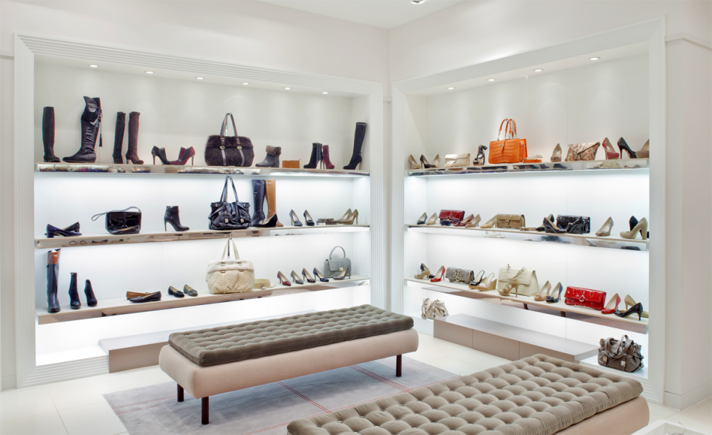 High-End Retail Installations